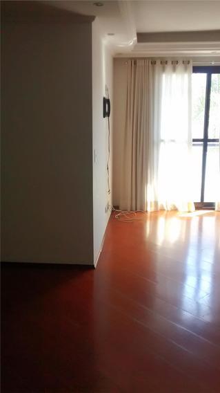 Apartamento Em Tatuapé, São Paulo/sp De 82m² 3 Quartos À Venda Por R$ 550.000,00 - Ap235314