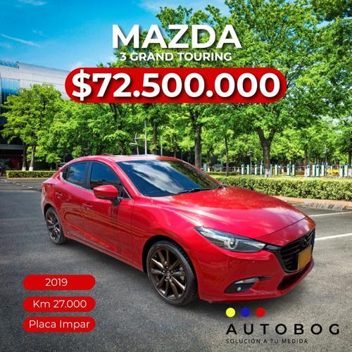 Mazda 3 Grand Turing