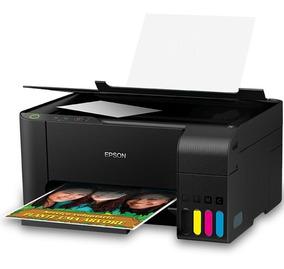 Impressora Multifuncional Epson L3110 L380 Ecotank Original