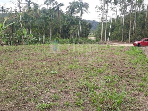 Terreno À Venda Em Guabiruba/sc - 1790