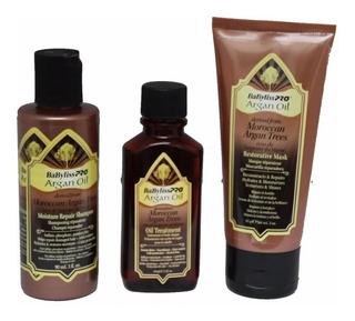 Kit Shampoo + Tratamiento+ Mascarilla