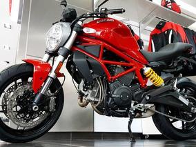 Ducati Nueva Monster 797 Roja 2018 0km Ducati Rosario