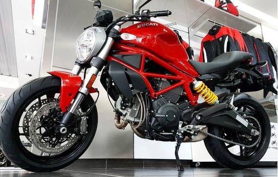 Ducati Nueva Monster 797 Roja 2019 0km Ducati Rosario