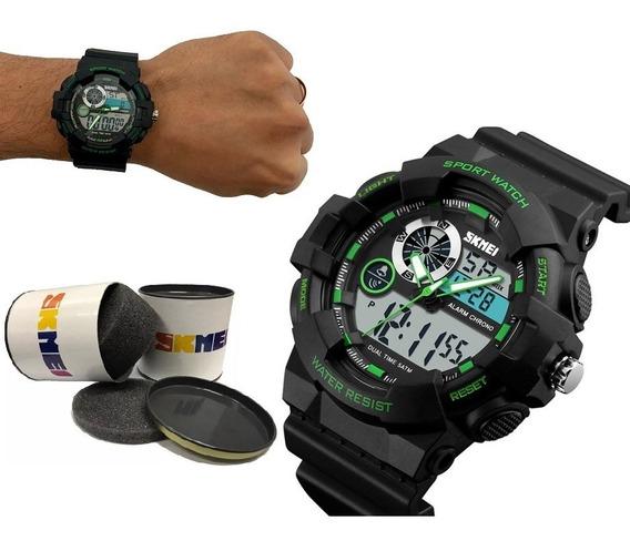 Relógio Masculino Original Sport Skmei Prova D