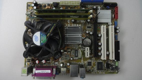 Pc Barato Core2duo 4 Gb De Memoria Ddr3 Hd 320gb Win10