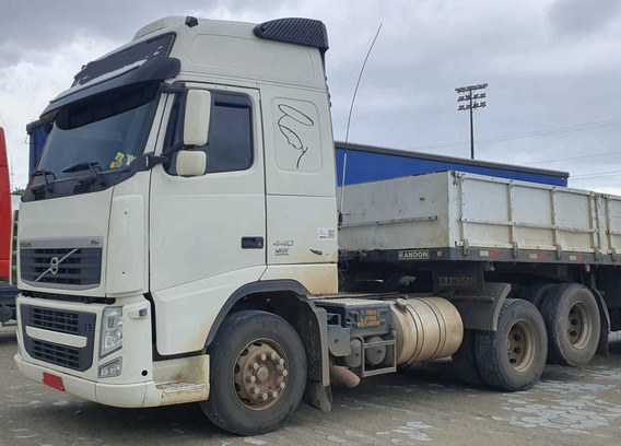 Fh440 Globetroter I-shifit 6x2 Ano 2010