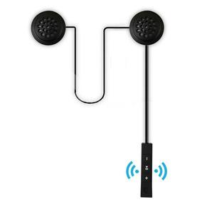 Fone Ouvido Bluetooth Capacete Viva Voz Sem Fio Motocicleta