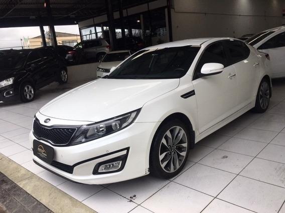 Kia Optima 2.0 Ex 16v Gasolina 4p Automático 2014/2015