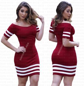 3b4535f5fdee4 Puabase.com Vip - Vestidos Femeninos Bordô Curto com o Melhores ...
