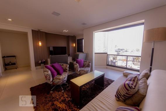 Apartamento No 4º Andar Mobiliado Com 3 Dormitórios E 3 Garagens - Id: 892961109 - 261109