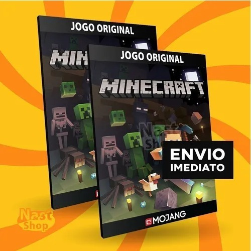 Mojang Key Edition Minecraft