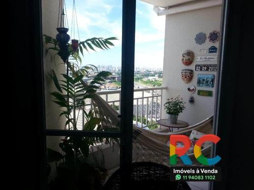 Apartamento À Venda No Bairro Vila Itapegica Em Guarulhos/sp - 141