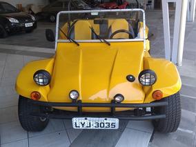 Volkswagen Buggy 1.6 8v Gasolina 2p Manual