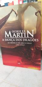 George R.r.martin.a Danca Dos Dragoes Livro 5