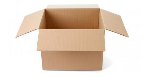 Cajas De Cartón 60x40x40 12c/ Pack 5 Cajas / Cart Paper