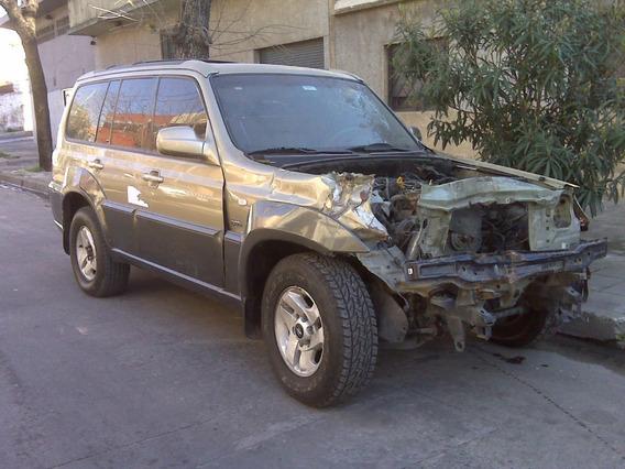 Hyundai Terracan 2.9 Crdi Lujo Baja Total