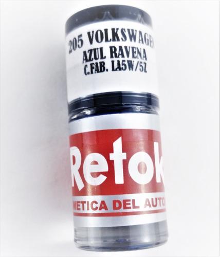 Pintura Retoke Vw Volkswagen Azul Ravena C. Fabri. La5w / 5z
