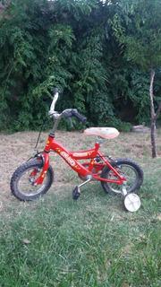 Bicicleta Infantil Olmo Rodado 12