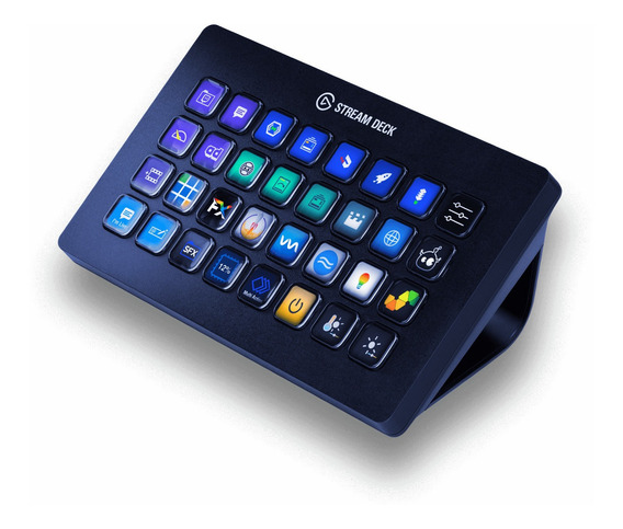 Stream Deck Xl Elgato Gaming - 10gat9901