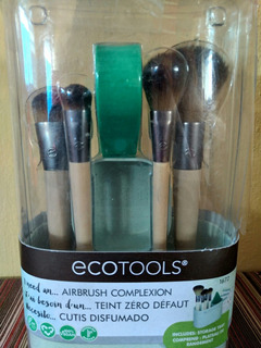 Set De Brochas Ecootools Para Difuminar