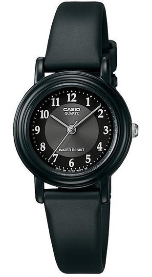 Reloj Casio Negro + Envio Gratis