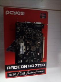 Vendo Uma Placa De Vídeo Amd Radeon Hd 7750