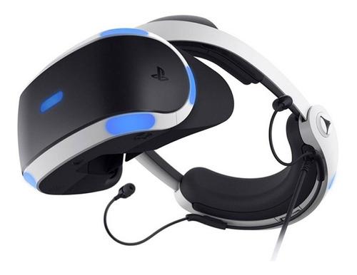 Playstation Vr Headset Zvr2 Óculos Sony Ps4 (seminovo)