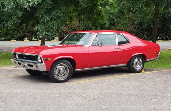 Chevrolet Coupe Ss Serie 1