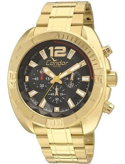 Relógio Condor Masculino Cronógrafo Covd54an/4p