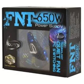Fonte Atx Gamer Hoopson 650w Power Supply Pfc Passive.