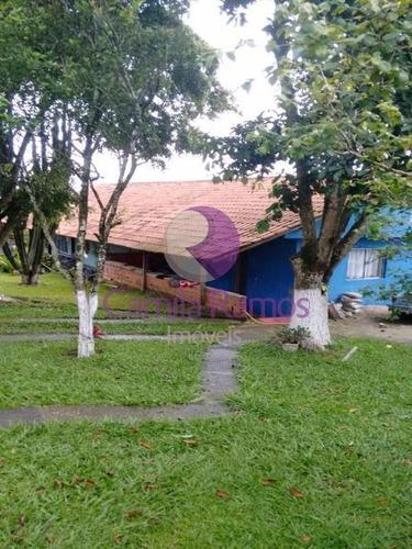 Chácara Residencial À Venda, Jardim Chácara Méa, Suzano. - Ch0013 - 68321924