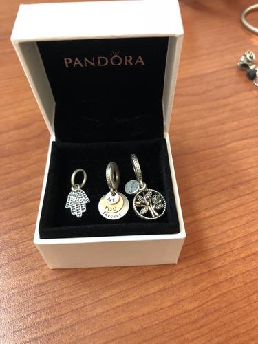 Colgantes Pandora 100% Original