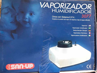 Vaporizador Humidificador San-up
