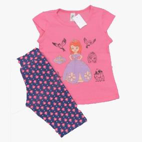 Roupas Infantil Menina Kit Com 10 Conjuntos Infantil Leg