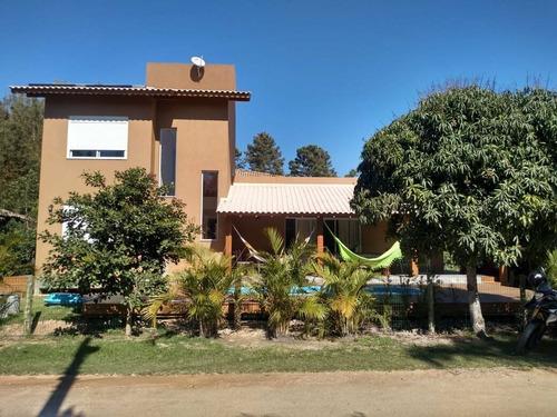 Imagem 1 de 30 de Casa Alto Padrão Para Venda Em Campo Duna Garopaba-sc - Kv706
