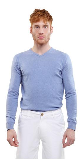 Suéter Básico Hombre Ligero Varios Colores Lob