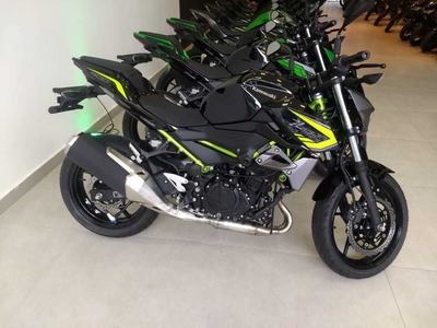 Kawasaki Z400 - Mt03 - Lançamento 2020 - Juliana
