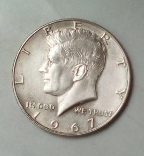 Monedas De Plata Half Dollar