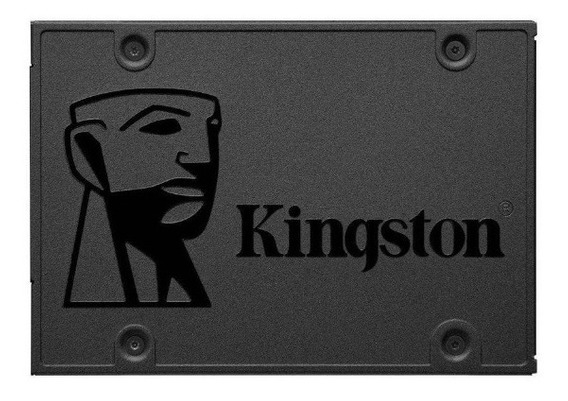 Hd Ssd Kingston 960gb Novo 6gbs 2.5 Pol Lacrado A400 500mbs