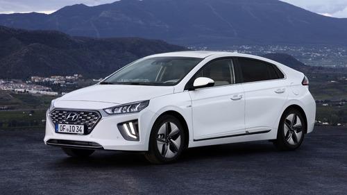 Hyundai Ioniq 1.6 Hibrido Full 2021 0km | Zucchino Motors
