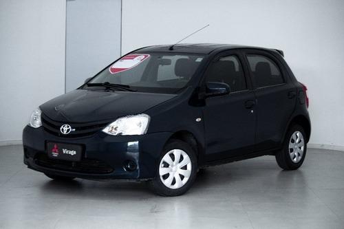 Toyota Etios Hatch Xs 1.5 (flex)