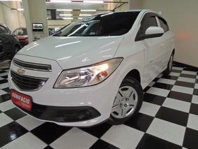 Chevrolet / Prisma Lt 1.0 - Flex - Branca - Completo - 2015