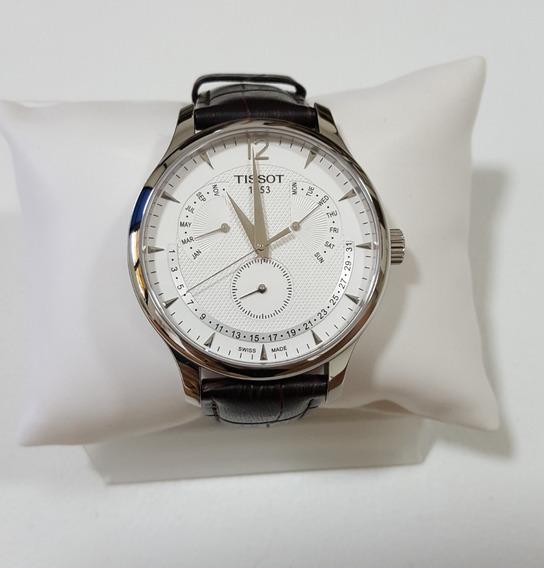 Relógio Tissot Tradition Perpetual Calendar T063637a