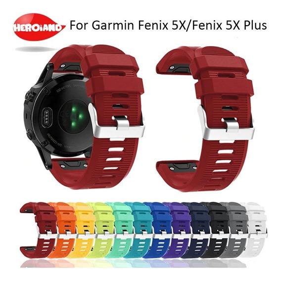Pulseira Garmin Fenix 5x 3 3hr Descent Mk1 - Diversas Cores