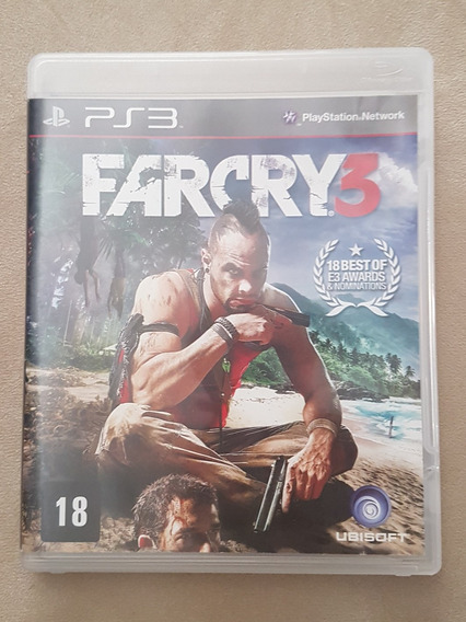 Farcry 3 Playstation 3