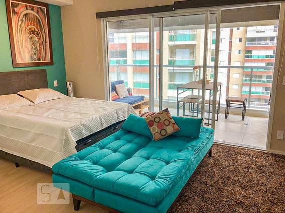 Apartamento Para Aluguel - Consolação, 1 Quarto, 40 - 893068486