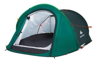 Carpa De Camping Quechua 2 Segundos - 2 Personas