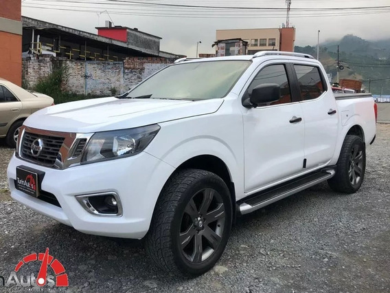 Nissan Np300 Frontier 2.5 Mt 2017