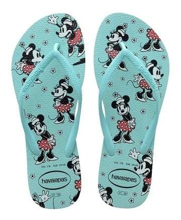 Chinelo Havaianas Slim Disney 4141