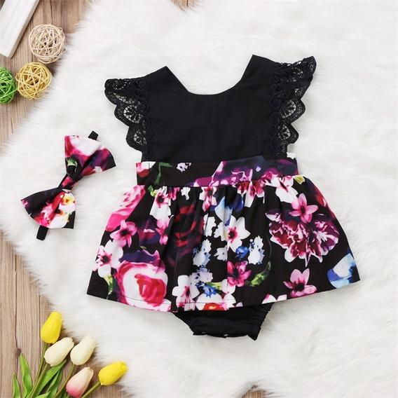 Body Vestido Bebe Infantil Roupas De Bebe Menina